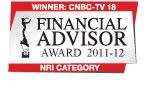 Financial Advisor Award 2011-12