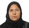 Ms. Farzana Razak, Sr V.P. Operations